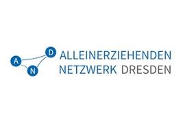 Logo vom Alleinerziehenden-Netzwerk Dresden