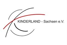 Logo von Kinderland Sachsen e. V.