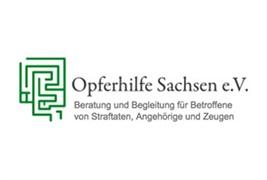 Logo von Opferhilfe Sachsen e. V.