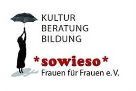 Logo von sowieso Frauen für Frauen e. V.