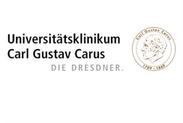Logo vom Universitätsklinikum Carl Gustav Carus
