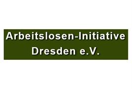 Logo von Arbeitslosen-Initiative Dresden e. V.