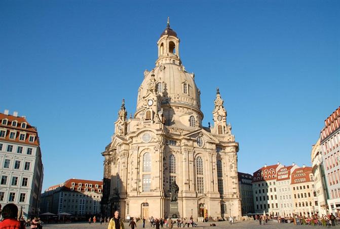 Foto von Frauenkirche Dresden
