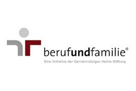Logo von Berufundfamilie