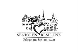Logo von Pflege am Schloß GmbH