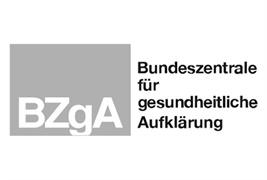 Logo von Bundeszentrale für gesundheitliche Aufklärung