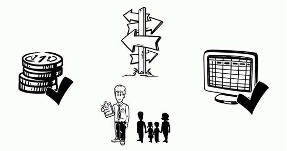 Videobutton Arbeitsmarkt