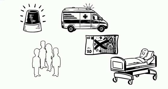 Videobutton Notfälle