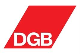 Logo vom Deutschen Gewerkschafts Bund