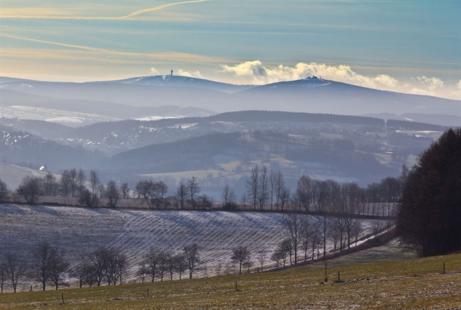 Foto von Erzgebirge
