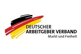 Logo vom Deutschen Arbeitgeber Verband