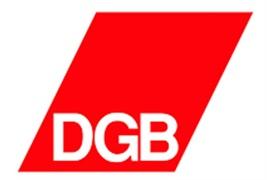 Logo vom Deutschen Gewerkschaftsbund