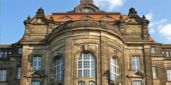 Foto von Staatskanzlei Dresden