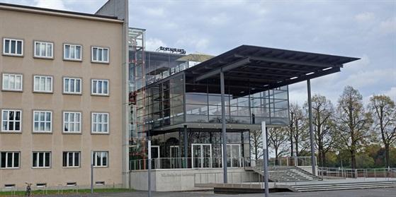 Foto vom Sächsischen Landtag in Dresden