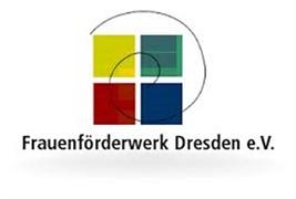 Logo vom Frauennetzwerk Dresden e. V.