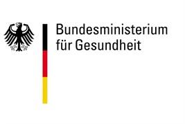 Logo vom Bundesministerium für Gesundheit