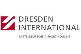 Logo von Flughafen Dresden International