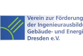Logo von Verein zur Förderung der Ingenierausbildungs Gebäude und Energie Dresden e. V.
