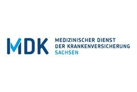 Logo MDK Sachsen
