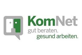 Logo von KomNet