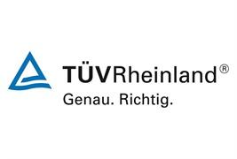 Logo vom TÜV Rheinland