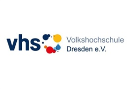Logo von Volkshochschule Dresden e. V.
